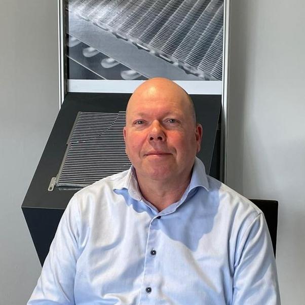 Willem Jan Kerssen technical sales and business development
